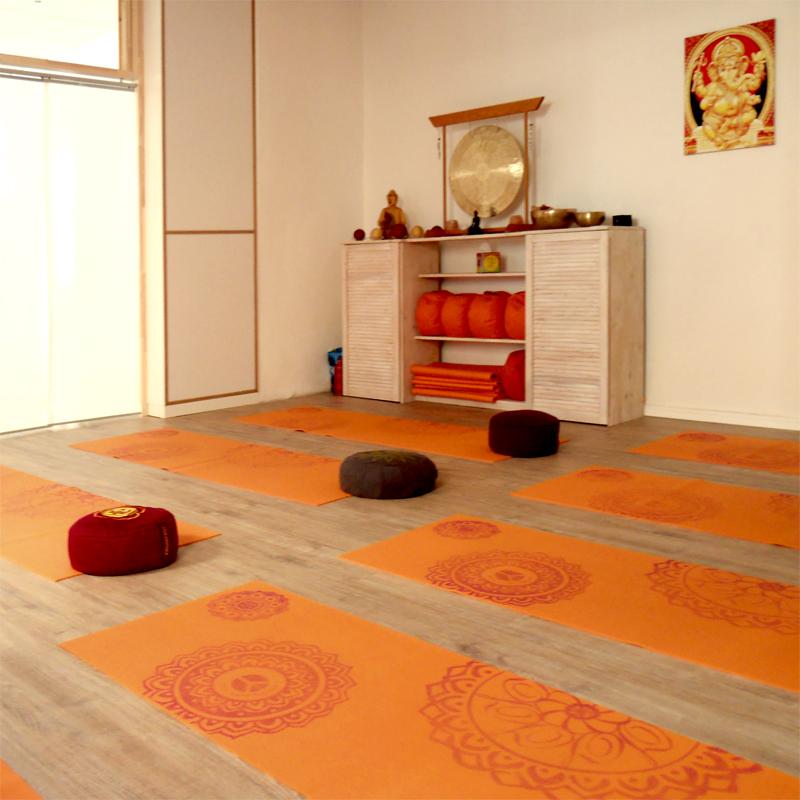 Yoga -Raum